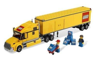 3221 Грузовик (конструктор Lego City) фотография 1