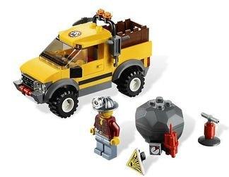 4200 Горный внедорожник 4х4 (конструктор Lego City) фотография 1