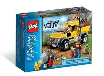 4200 Горный внедорожник 4х4 (конструктор Lego City) фотография 2