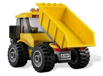 4201 Погрузчик и самосвал (конструктор Lego City) фотография 3