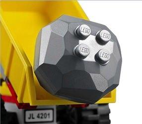4201 Погрузчик и самосвал (конструктор Lego City) фотография 4