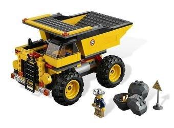 4202 Карьерный самосвал (конструктор Lego City) фотография 1