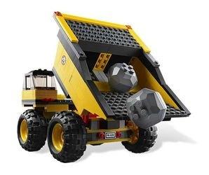 4202 Карьерный самосвал (конструктор Lego City) фотография 4