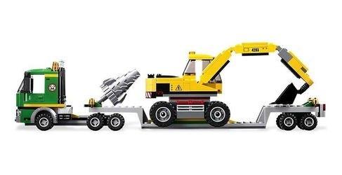 4203 Экскаватор (конструктор Lego City) фотография 5