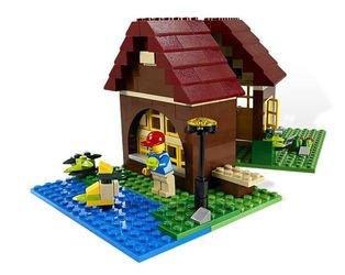 5766 Летний домик (конструктор Lego Creator) фотография 6