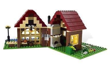 5766 Летний домик (конструктор Lego Creator) фотография 7