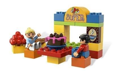 6137 Мой первый Супермаркет (конструктор Lego Duplo) фотография 1