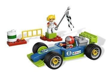 6143 Быстрый пит-стоп (конструктор Lego Duplo) фотография 5