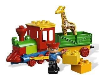 6144 Зоо-паровозик (конструктор Lego Duplo) фотография 1