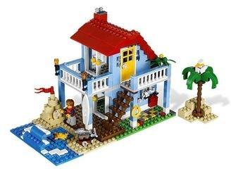7346 Дом на морском побережье (конструктор Lego Creator) фотография 1