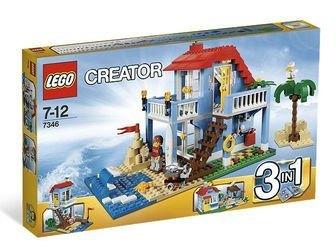 7346 Дом на морском побережье (конструктор Lego Creator) фотография 2