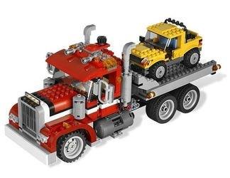 7347 Пикап (конструктор Lego Creator) фотография 1