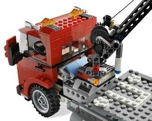 7347 Пикап (конструктор Lego Creator) фотография 3