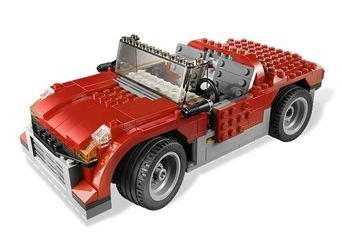 7347 Пикап (конструктор Lego Creator) фотография 6