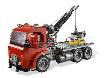 7347 Пикап (конструктор Lego Creator) фотография 7