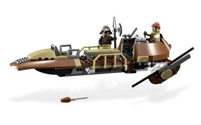 9496 Пустынный скиф (конструктор Lego Star Wars) фотография 3