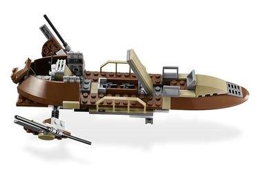 9496 Пустынный скиф (конструктор Lego Star Wars) фотография 4