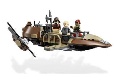 9496 Пустынный скиф (конструктор Lego Star Wars) фотография 6