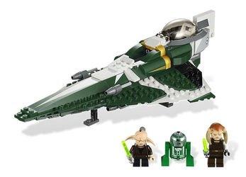 9498 Звездный истребитель джедая Саези Тиина (конструктор Lego Star Wars) фотография 1
