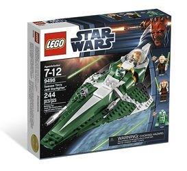 9498 Звездный истребитель джедая Саези Тиина (конструктор Lego Star Wars) фотография 2