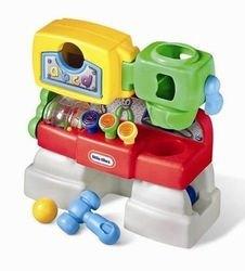 Фото Игрушечный инструментМастерская для малышей (627552)