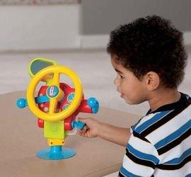 Игрушка для малыша Руль (628061) фотография 3