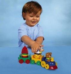 Развивающая игрушкаПаровозик для малышей (4012173) фотография 3