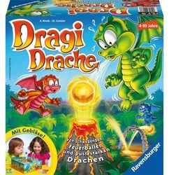 Настольная игра Дракон Драги фотография 1