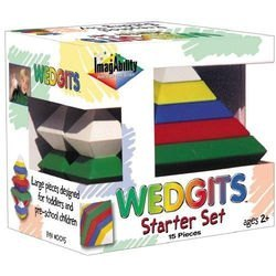 Конструктор WEDGITS Starter Set 15дет. (300015)  фотография 1