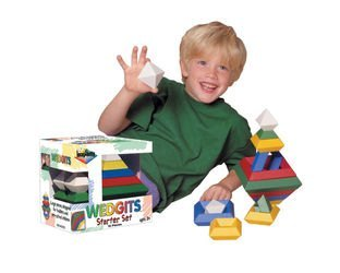 Конструктор WEDGITS Starter Set 15дет. (300015)  фотография 6
