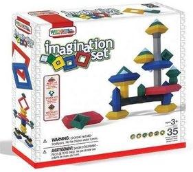 Конструктор WEDGITS Imagination Set 35 деталей (300652)  фотография 1