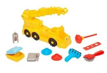 Игровой набор пластилина Веселый кран (49365) фотография 2