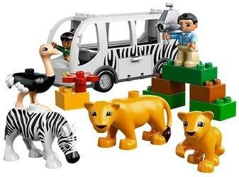 10502 Зооавтобус (конструктор Lego Duplo) фотография 3