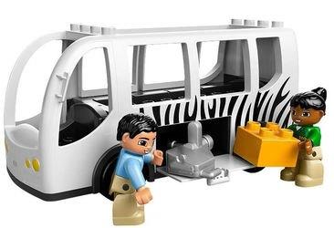 10502 Зооавтобус (конструктор Lego Duplo) фотография 4