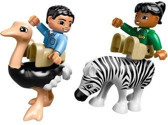 10502 Зооавтобус (конструктор Lego Duplo) фотография 5