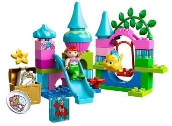 Фото 10515 Подводный замок Ариэль (конструктор Lego Duplo)