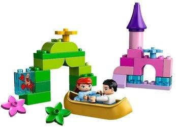 Фото 10516 Волшебная лодочка Ариэль (конструктор Lego Duplo)
