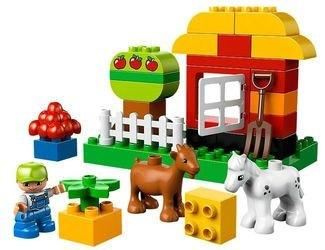 Фото 10517 Мой первый сад (конструктор Lego Duplo)