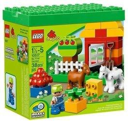 10517 Мой первый сад (конструктор Lego Duplo) фотография 2