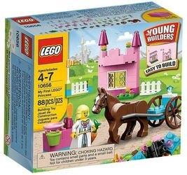 10656 Замок принцессы (конструктор Lego Creator) фотография 2