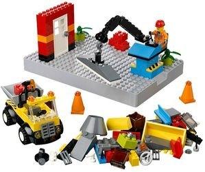 Фото 10657 Моя первая стройка (конструктор Lego Creator)