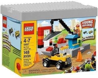 10657 Моя первая стройка (конструктор Lego Creator) фотография 2