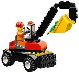 10657 Моя первая стройка (конструктор Lego Creator) фотография 3