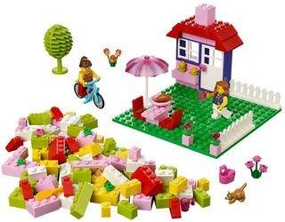Фото 10660 Чемоданчик LEGO для девочек (конструктор Lego Creator)