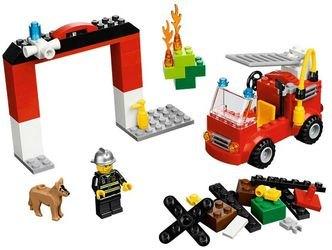 Фото 10661 Тушение пожара (конструктор Lego Creator)