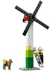 10661 Тушение пожара (конструктор Lego Creator) фотография 3