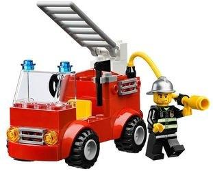 10661 Тушение пожара (конструктор Lego Creator) фотография 4
