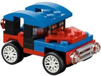 31000 Мини гоночная машина (конструктор Lego Creator) фотография 4
