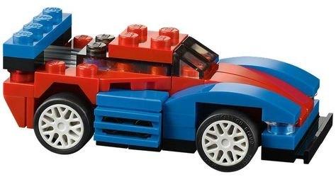 31000 Мини гоночная машина (конструктор Lego Creator) фотография 5