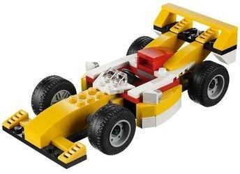 Фото 31002 Супер болид (конструктор Lego Creator)